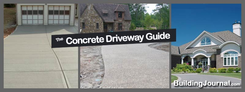 Concrete driveway cost calculator how much does a for How much does it cost to have a foundation poured